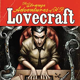 Strange Adventures of HP Lovecraft, Vol. 1