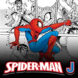Spider-Man J (2008), Vol. 1