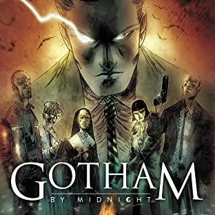Gotham By Midnight (2014-2015)