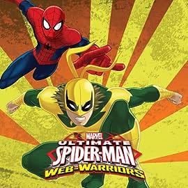 Marvel Universe Ultimate Spider-Man: Web Warriors (2014-2015)