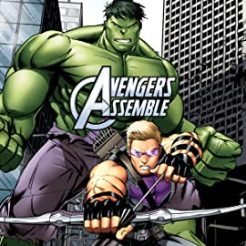 Marvel Universe Avengers Assemble Season Two (2014-2016)