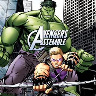 Marvel Universe Avengers Assemble Season Two (2014-)