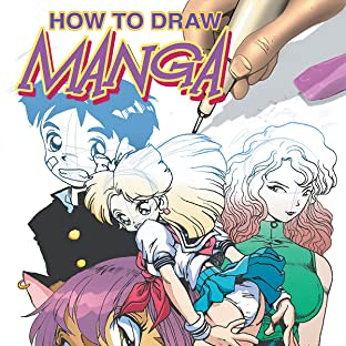 How To Draw Manga, Vol. 1
