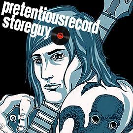 Pretentious Record Store Guy