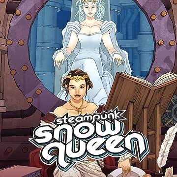 Rod Espinosa's Steampunk Snow Queen