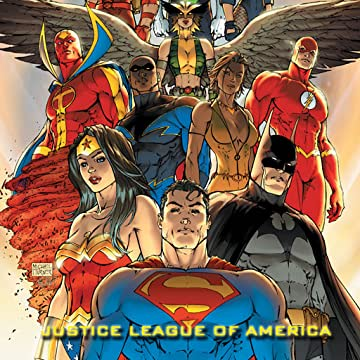 Justice League of America (2006-2011)