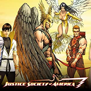 Justice Society of America (2007-2011)