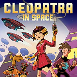 Cleopatra In Space Digital Comics Comics By Comixology
