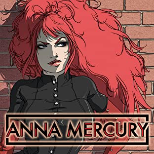 Anna Mercury 2, Vol. 1