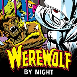 Werewolf By Night (1972-1988)
