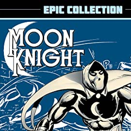 Moon Knight Epic Collection