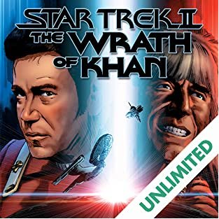 Star Trek: The Wrath of Khan, Vol. 1