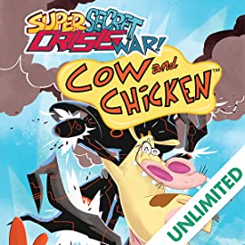 Cartoon Network: Super Secret Crisis War!: Cow and Chicken
