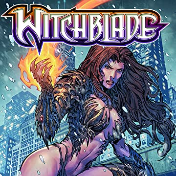 Witchblade - Rebirth