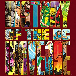 History of the DC Universe (1986), Vol. 1