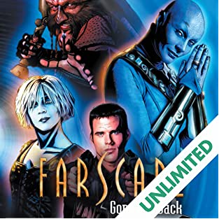 Farscape Vol. 3: Gone and Back