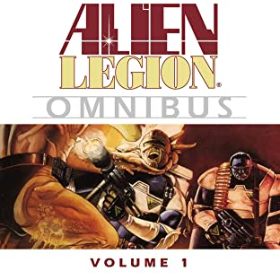 Alien Legion, Vol. 1