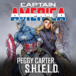 Captain America: Peggy Carter, Agent of S.H.I.E.L.D.