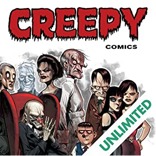 Creepy Comics, Vol. 1