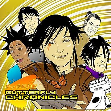 Butterfly Chronicles: Hanako