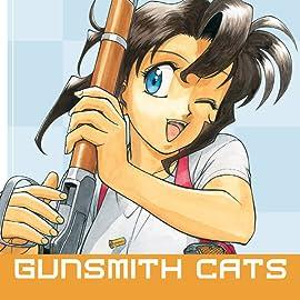 Gunsmith Cats: Burst