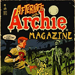 Afterlife With Archie Magazine