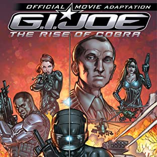 G.I. Joe: The Rise of Cobra Official Movie Adaptation
