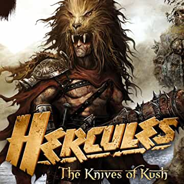 Hercules: Knives of Kush