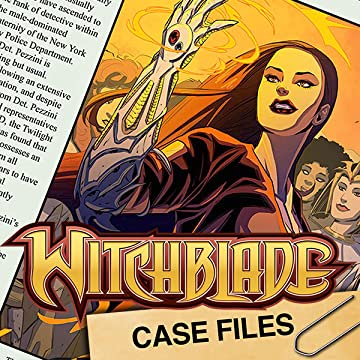 Witchblade Case Files