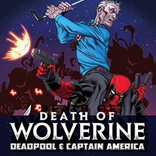 Death of Wolverine: Deadpool & Captain America