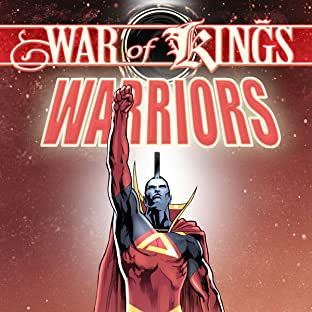 War of Kings: Warriors, Vol. 1