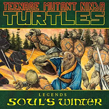 Teenage Mutant Ninja Turtles Legends: Soul's Winter