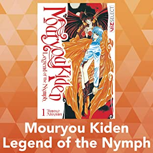 Mouryou Kiden: Legend of the Nymph