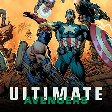 Ultimate Comics Avengers