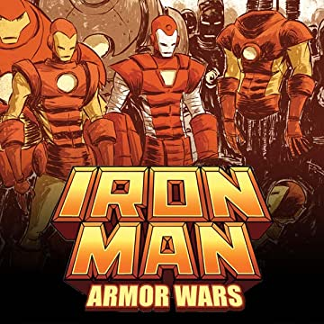 Iron Man & Armor Wars (2009)