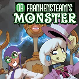 Dr. Frankensteam's Monster