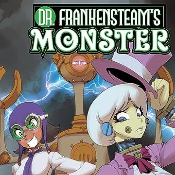 Dr. Frankensteam's Monster
