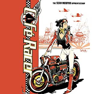 Cafe Racer by Sean Murphy & Katana Collins