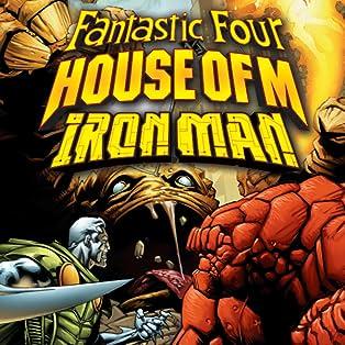 House of M: Fantastic Four / Iron Man