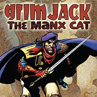 GrimJack: Manx Cat, Vol. 6