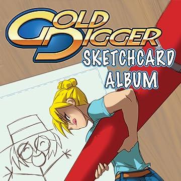 Gold Digger: Sketchcard Album