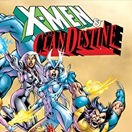 X-Men/ClanDestine (1996)