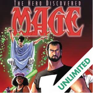 Mage: The Hero Discovered