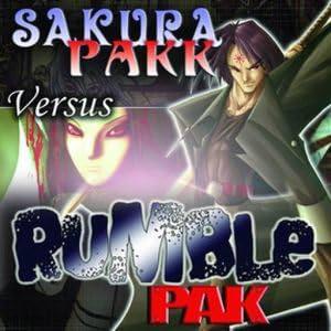 Sakura Pak Versus Rumble Pak