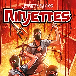 Jennifer Blood: Ninjettes