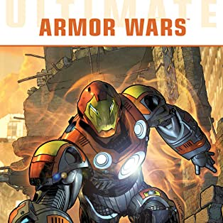 Ultimate Comics Armor Wars, Vol. 1