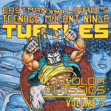 Teenage Mutant Ninja Turtles: Color Classics