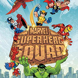 Marvel Super Hero Squad, Vol. 1