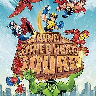 Marvel Super Hero Squad, Tome 1