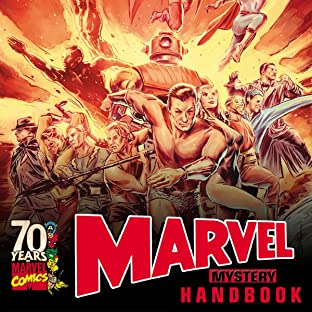Marvel Mystery Handbook: 70th Anniversary Special (2009), Tome 1